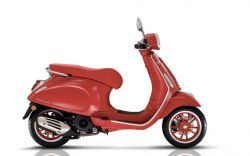 Vespa Primavera RED (E5)